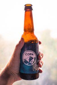 copa bottle of beer